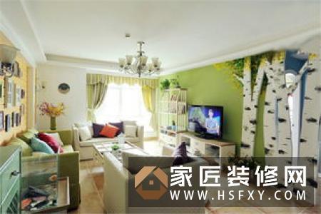 你还在想怎么设计电视墙?这样装修电视墙才是省钱又方便!