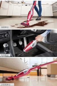 家用除尘新能手,这款德国吸尘器强劲吸力太硬核!吸尘器哪个牌子好